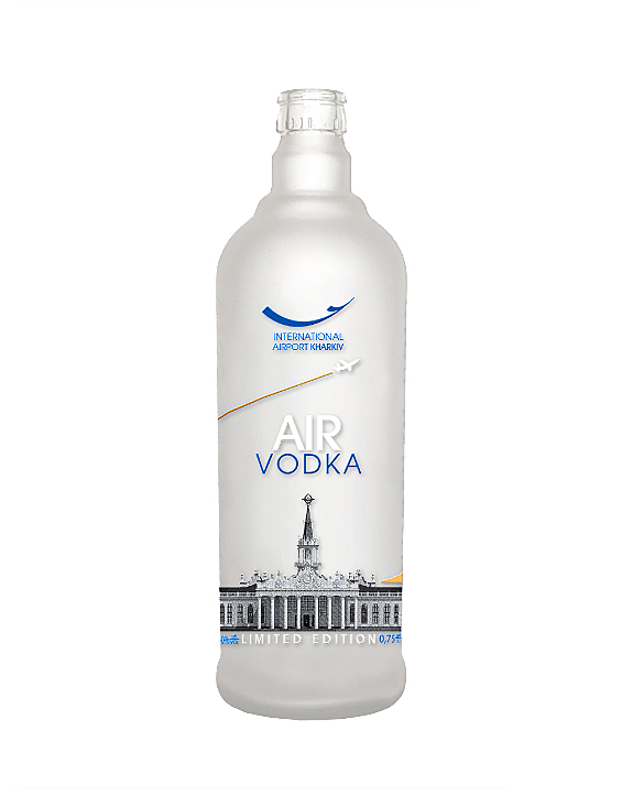 Бутылка AIR-VODKA